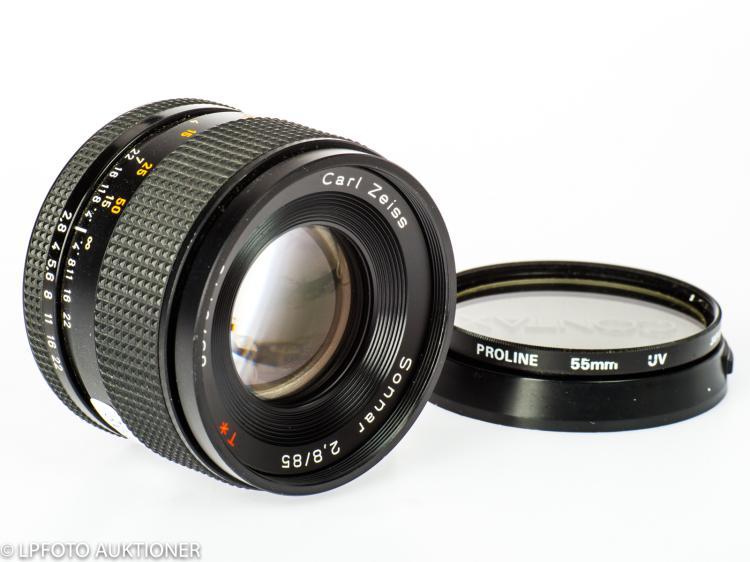 Carl Zeiss Sonnar 2.8/85mm T* No.6579113