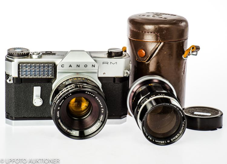 Canon Canonflex RM No.145660