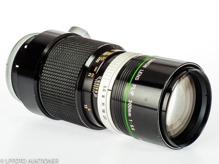 Canon Lens FL-F 5.6/300mm No.10410