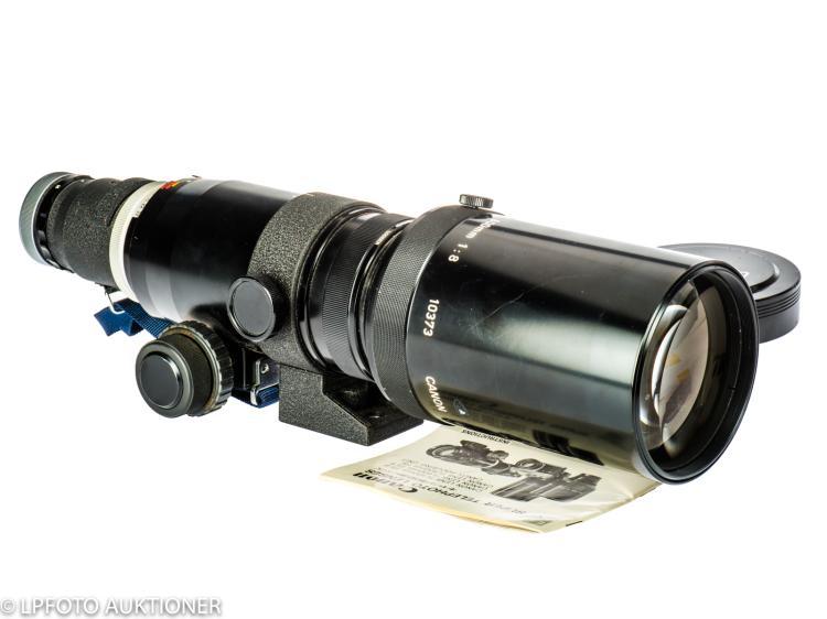 Canon Lens FL 8/800mm No.10373
