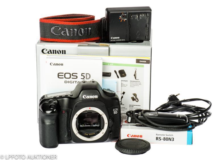 Canon EOS 5D No.1631103104