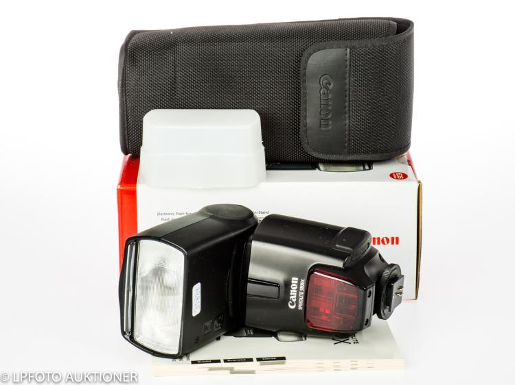 Canon Speedlite 580EX No.9445A006AA