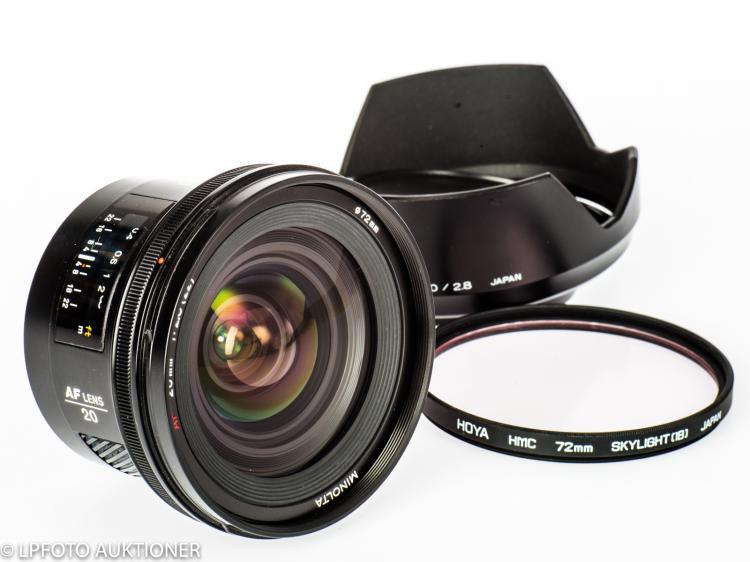 Minolta AF 2.8/20mm No.20201115