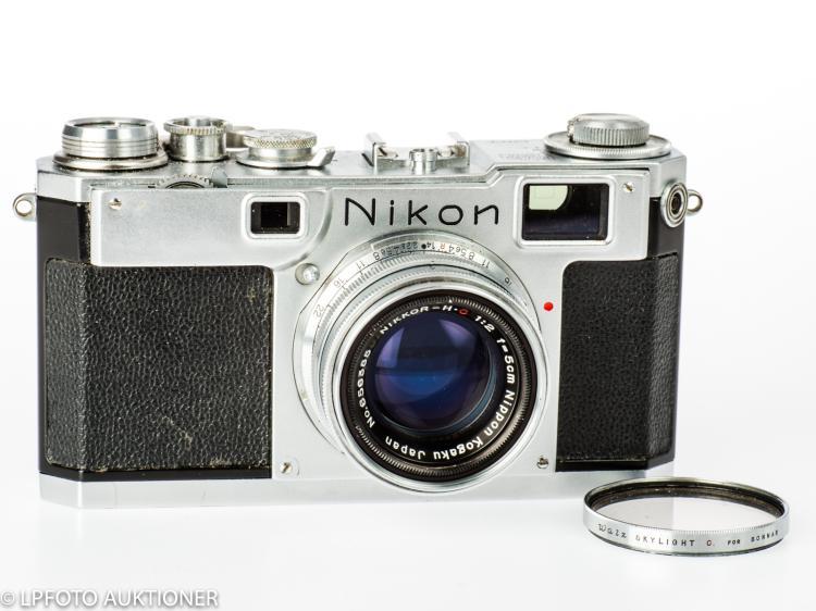 Nikon S2 No.6136214