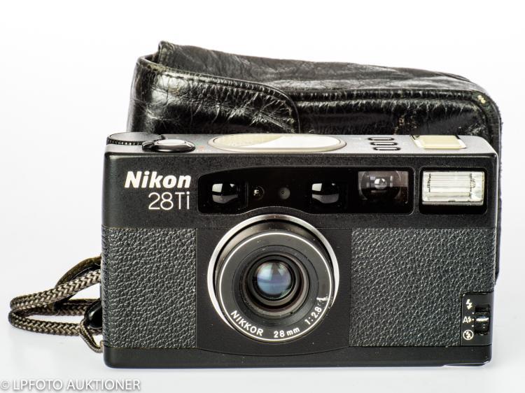 Nikon 28Ti No.5012351