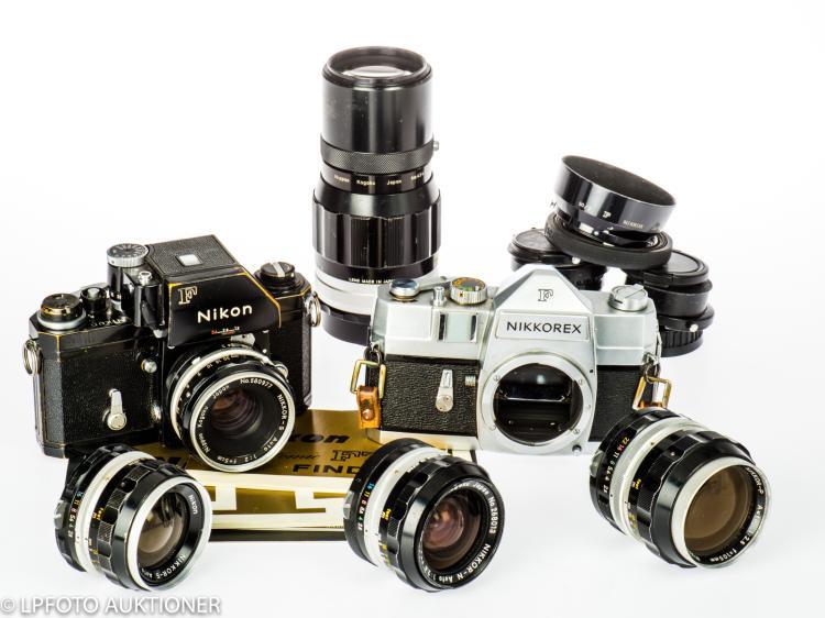 Nikon F Photomic FTN No.7001995