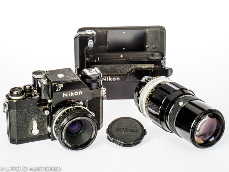 Nikon F Photomic FTN No.7297718