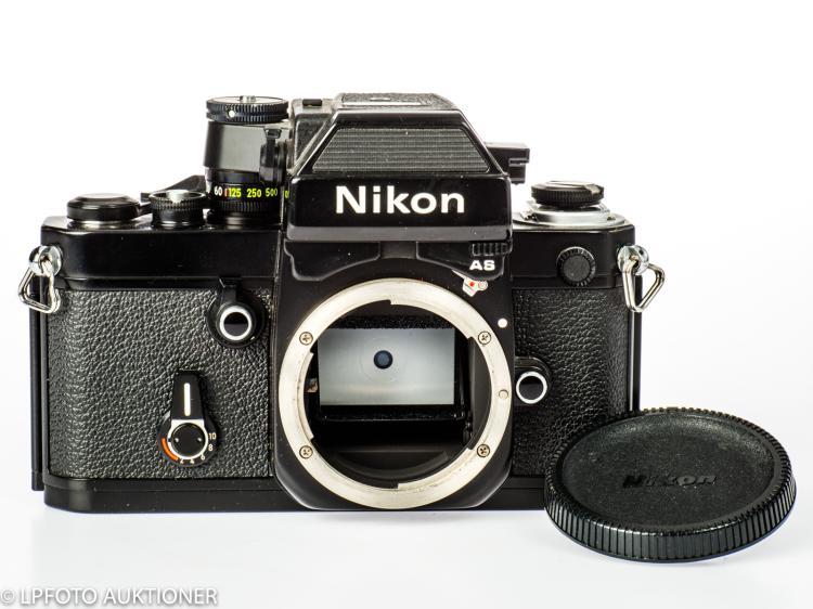 Nikon F2AS No.7916450