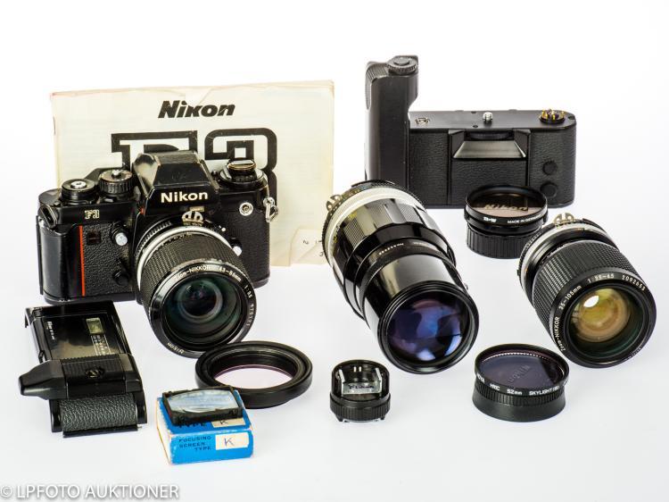 Nikon F3 No.1433312