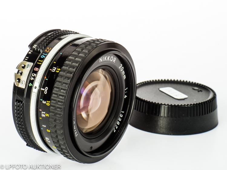 Nikkor 4/20mm No.133877