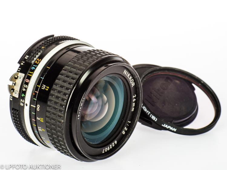 Nikkor 2.8/24mm No.622907