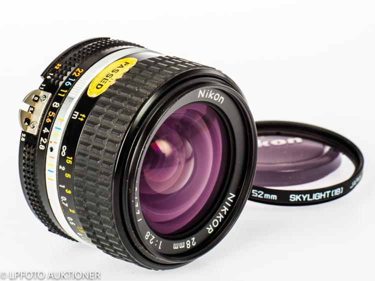 Nikkor 2.8/28mm No.722767