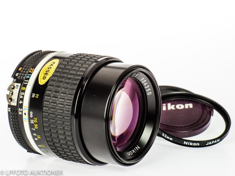 Nikkor 2.5/105mm No.984350