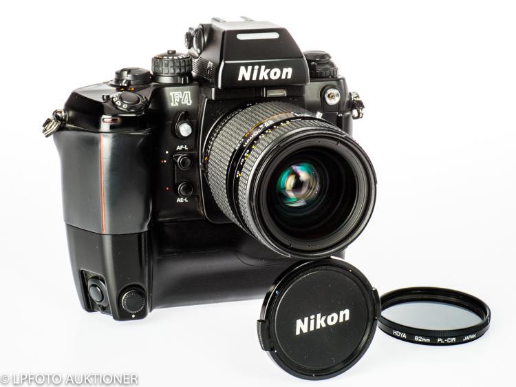 Nikon F4E No.2436981