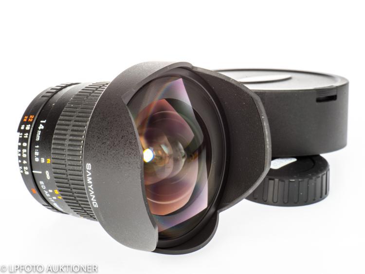 Samyang 2.8/14mm ED AS IF UMC No.F210H0473