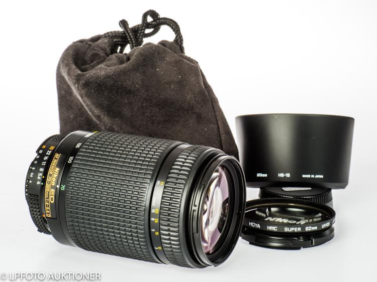 AF Nikkor ED 4-5.6/70-300mm D No.517994