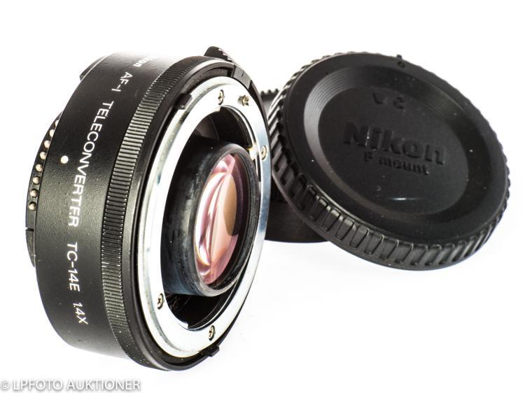 Nikon TC-14E 1.4X No.208916