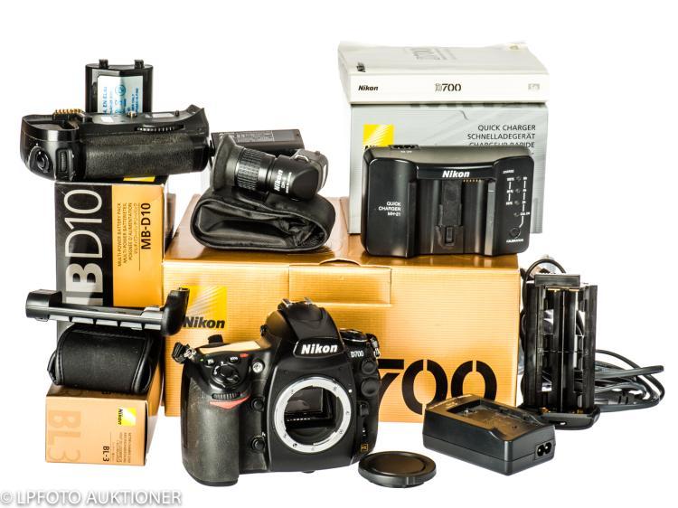 Nikon D700 No.2079530