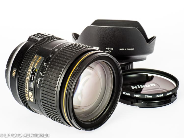 AS-S Nikkor G VR ED IF N 4/24-120mm No.62321217