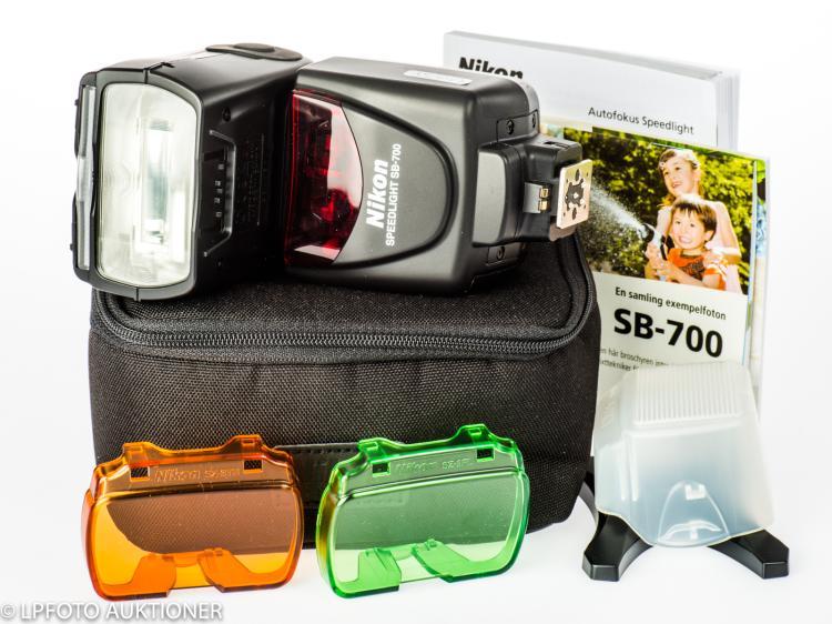 Nikon Speedlight SB-700 No.2948574