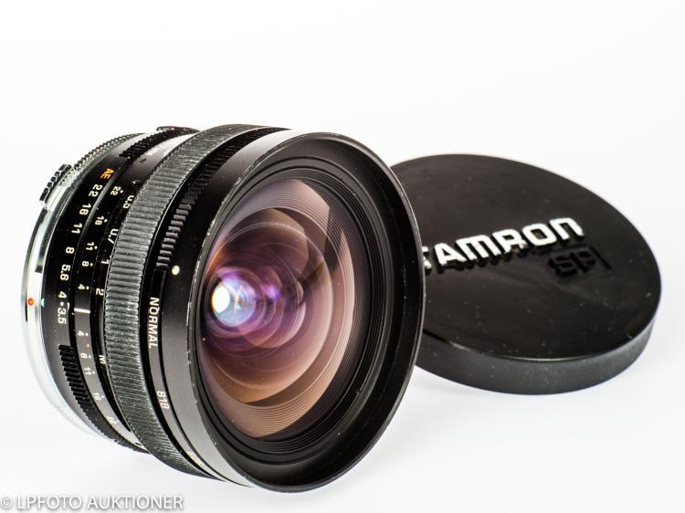 Tamron SP 3.5/17mm No.902054