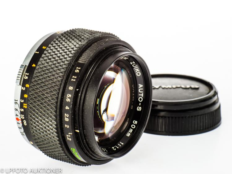 Zuiko (MC) Auto-S 1.2/50mm No.101976