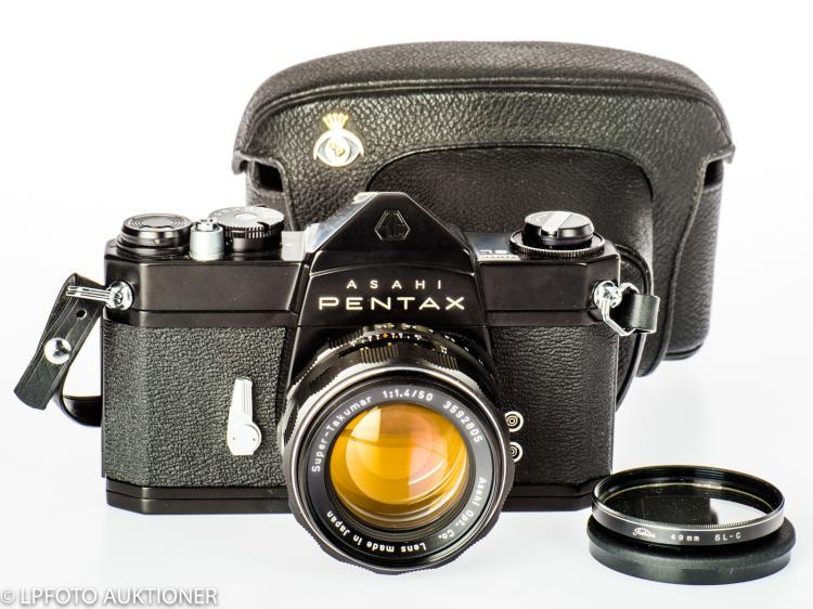 Pentax SL No.3021891