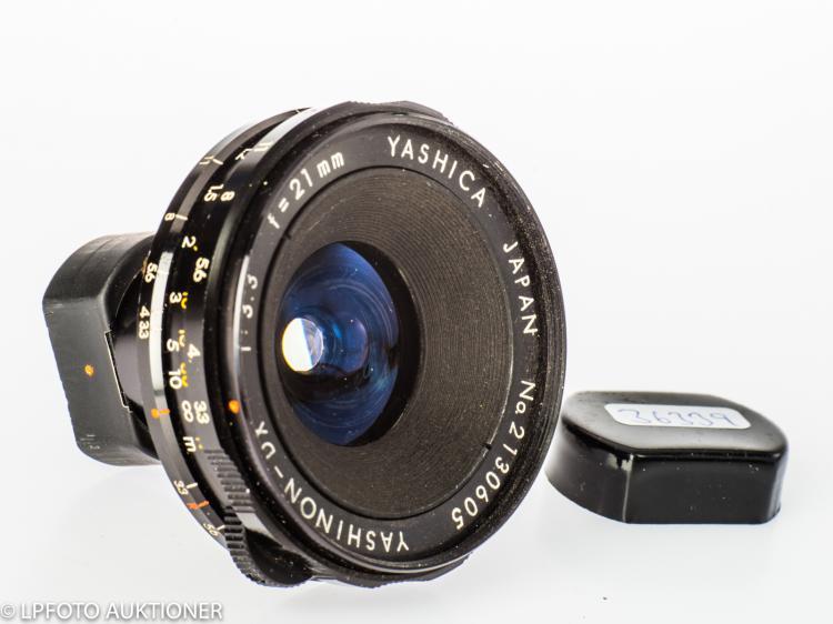 Yashinon-DX 3.3/21mm No.2130605