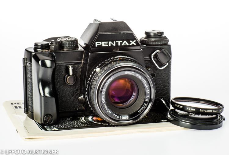 Pentax LX No.6264979
