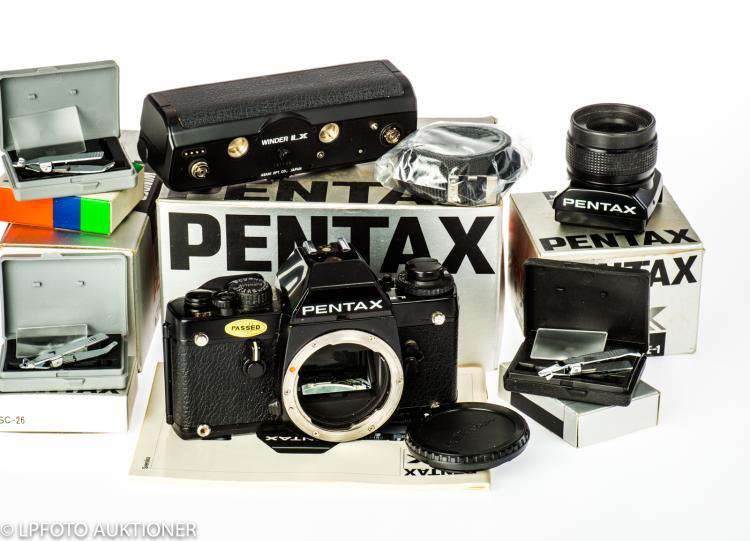 Pentax LX No.5333438