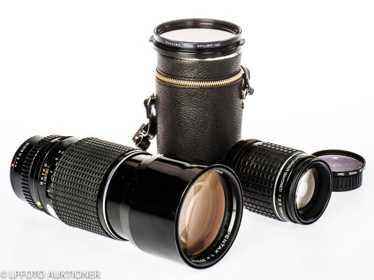 SMC Pentax 4/300mm No.6525830