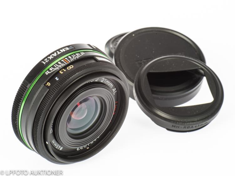SMC Pentax-DA AL 3.2/21mm No.0024033