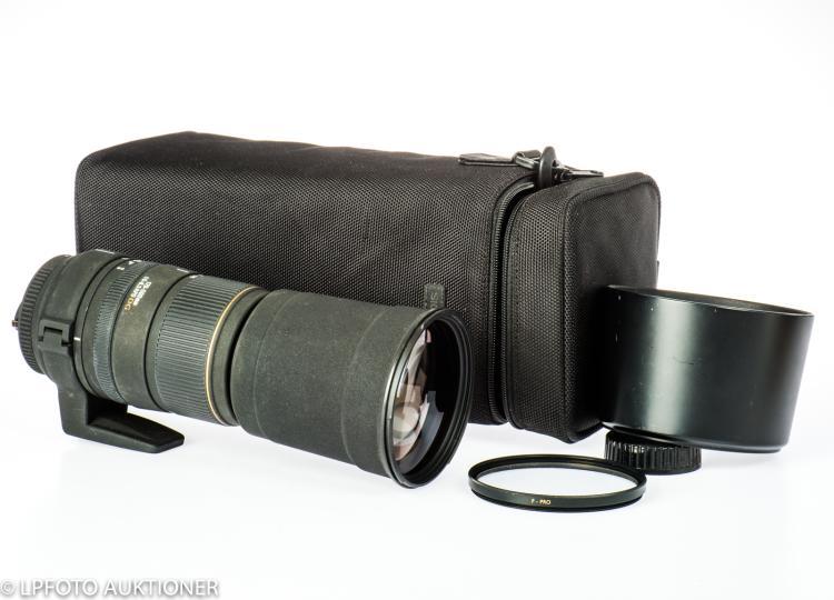 Sigma APO DG 5.6-6.3/170-500mm No.4028286
