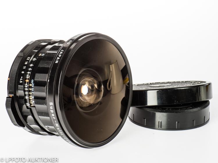 SMC Fish-Eye-Takumar/6x7 4.5/35mm No.7568060