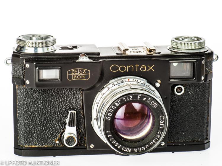 Zeiss Contax II No.130