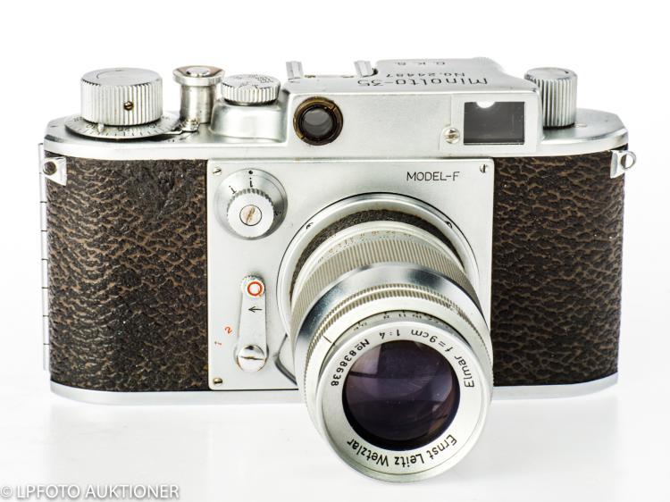 Minolta-35 Model-F No.24487