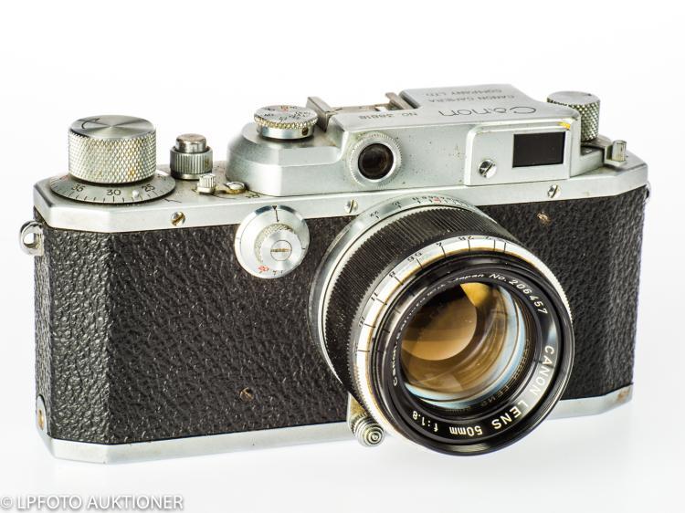 Canon IIB No.38818