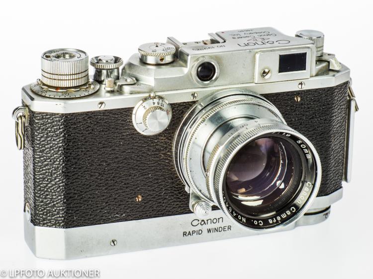 Canon IIF2 No.199829