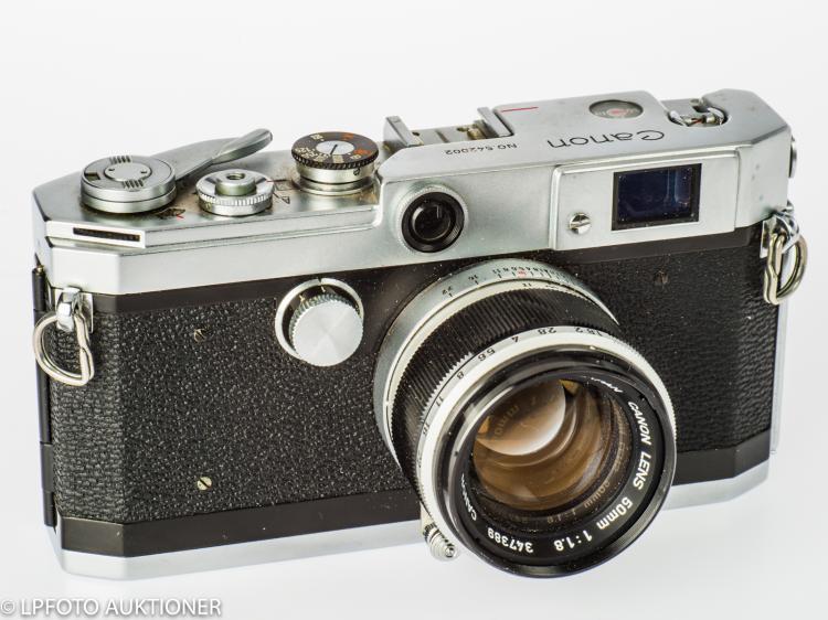 Canon Model L1 No.542002