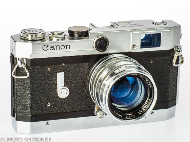 Canon Model VI-T No.608963