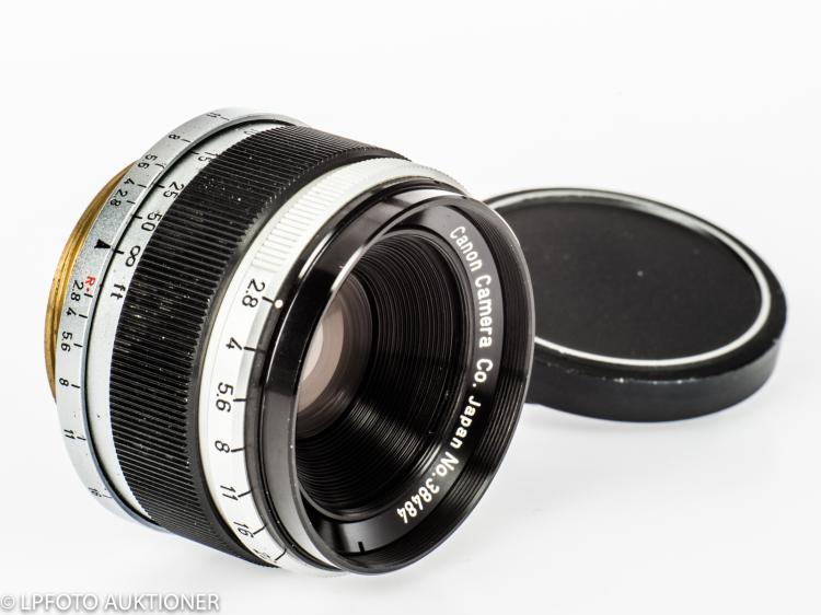 Canon Lens 2.8/35mm No.38484