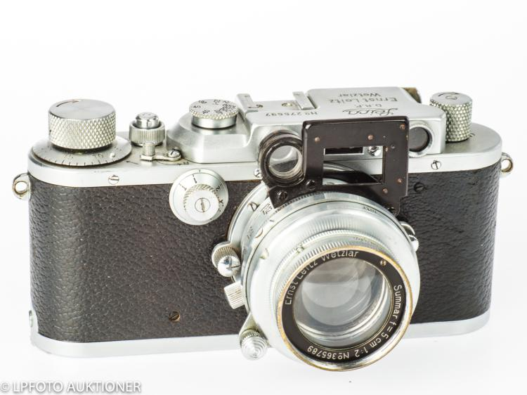 Leica IIIa No.276697