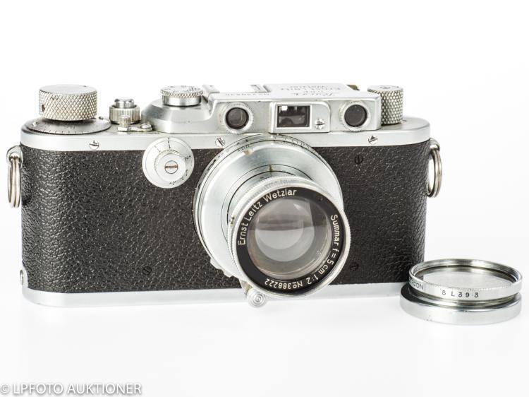 Leica IIIa No.290830
