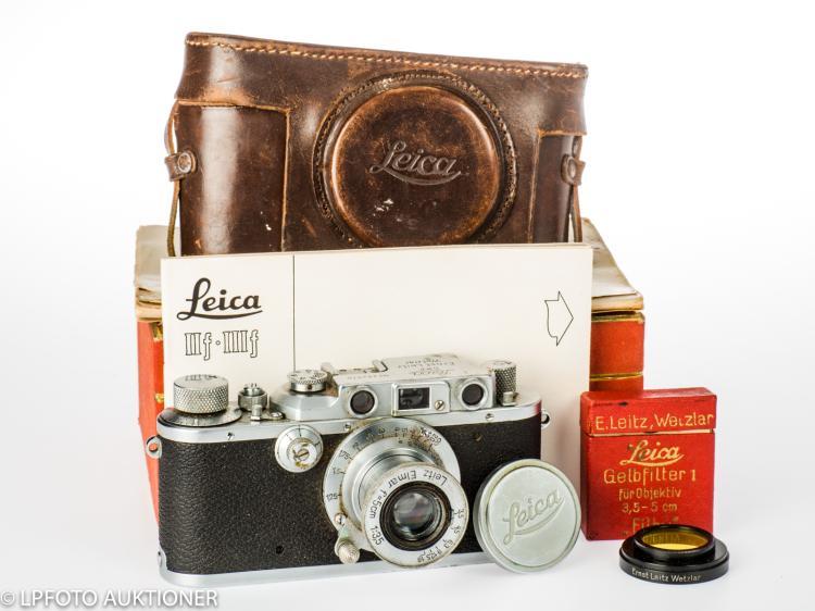 Leica IIIb No.284910