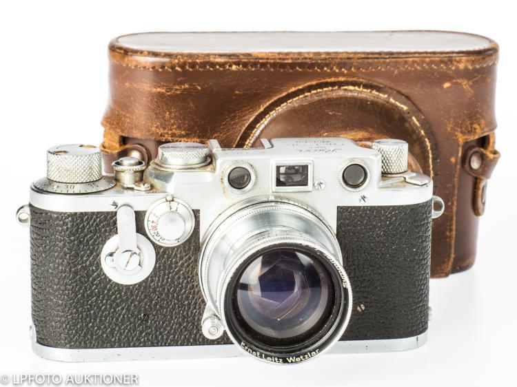 Leica IIIf No.472605 (modified from IIIc)