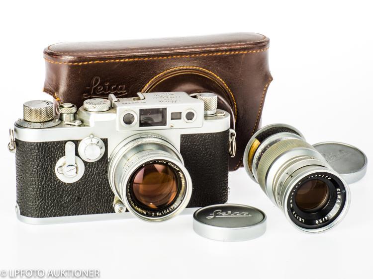 Leica IIIg No.858582