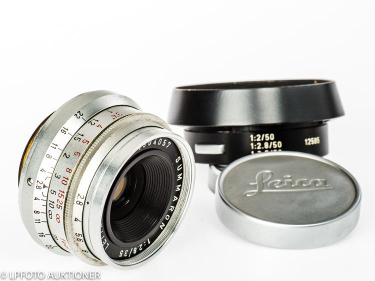 Summaron 2.8/35mm No.1904057