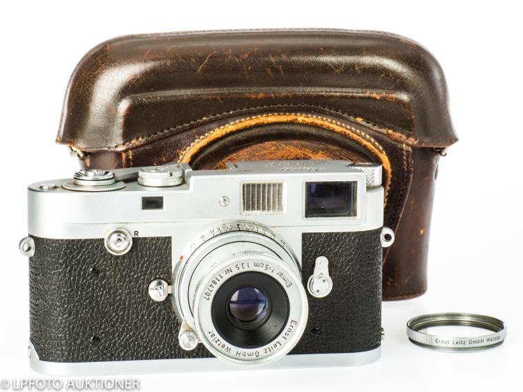 Leica M2 No.961405