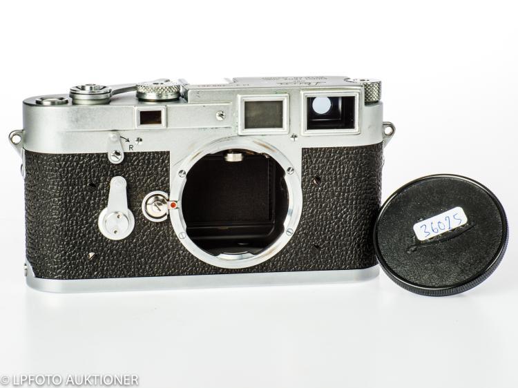 Leica M3 No.700381