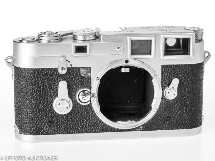 Leica M3 No.804188